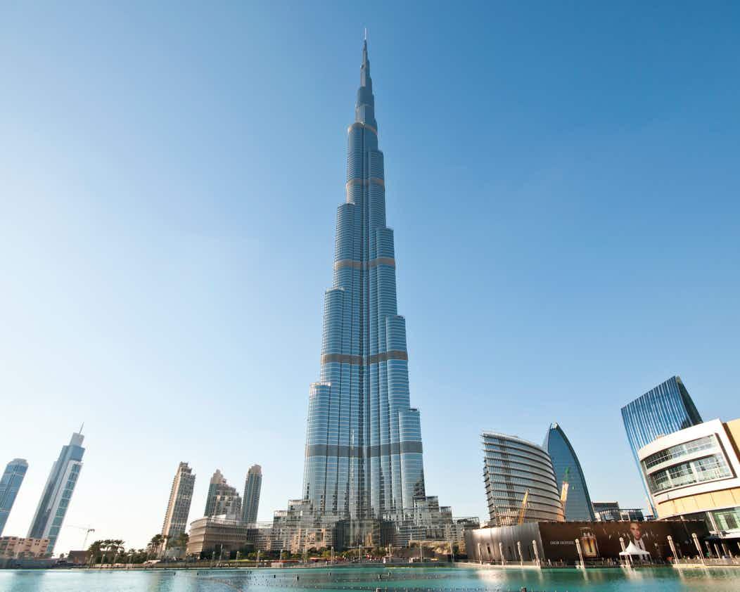 Los 10 mejores lugares para visitar en Dubái