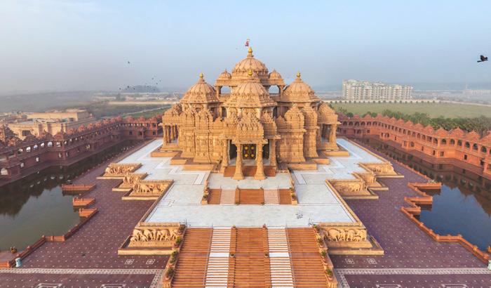 El Templos más Famoso de Delhi
